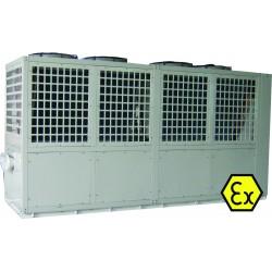 ATEX Condenseur Extérieur : Air/R407C ou R134 a (option)