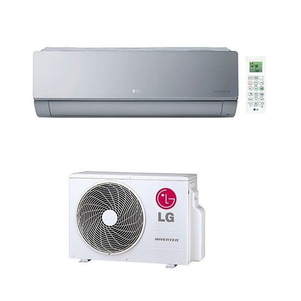 Climatiseur LG Artcool Silver