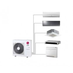 Climatiseur MultiSplits LG Inverter