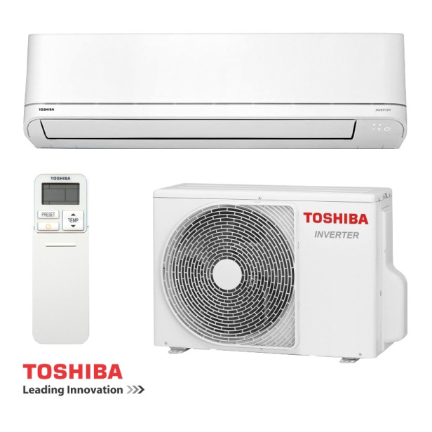 Climatiseur TOSHIBA Shorai Monosplit Inverter