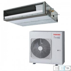 Climatiseur Gainable TOSHIBA Super Digital Inverter